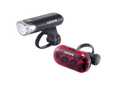 Набор фонарей  CatEye HL-EL 135 + TL-LD130R
