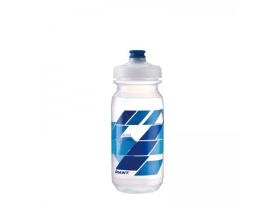 Фляга Giant PourFast clear-blue blocks 600ml