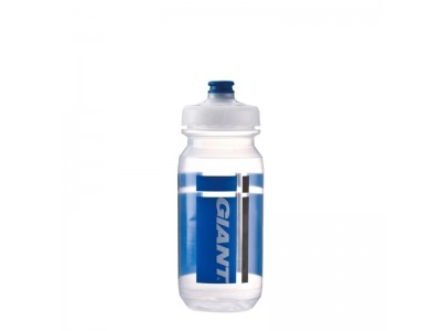 Фляга Giant PourFast clear-blue logo 600ml