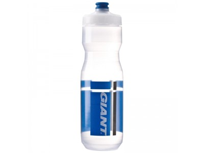 Фляга Giant PourFast clear-blue logo 750ml