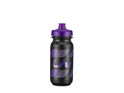 Фляга Liv PourFast black-purple logo 600ml