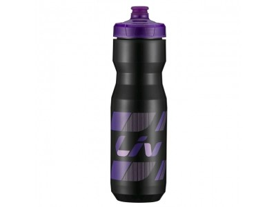 Фляга Liv PourFast black-purple logo 750ml