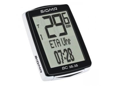 Велокомпьютер Sigma Sport BC 16.16