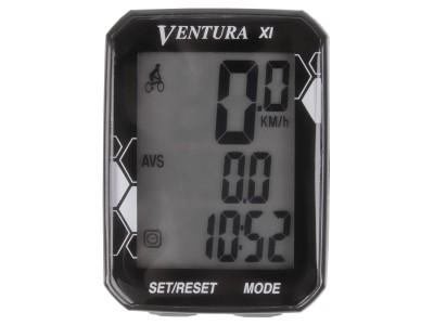 Велокомпьютер беспроводной Ventura XI
