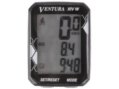Велокомпьютер беспроводной Ventura XIV W
