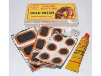 Латки Strong Tire-Tube Cold Patch