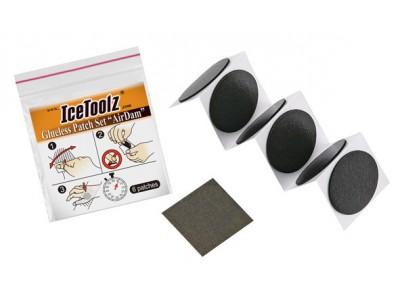 Велоаптечка IceToolz AirDam безклеевая