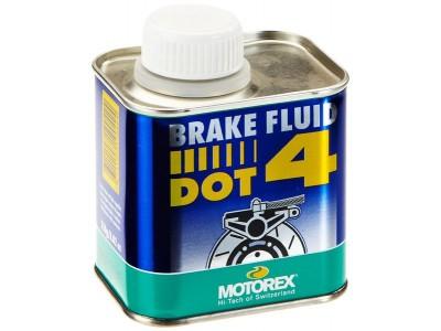 Тормозная жидкость Motorex Brake Fluid Dot 4