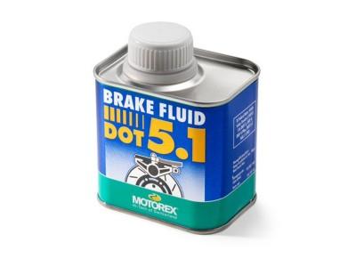 Тормозная жидкость Motorex Brake Fluid Dot 5.1