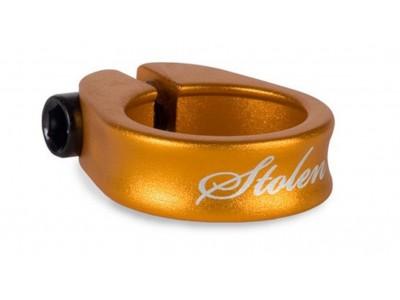 Подседельный зажим BMX Stolen Choker Gold