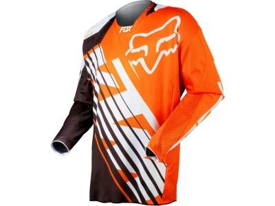 Джерси Fox 360 KTM Jersey orange (10778-009)