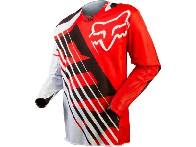 Джерси Fox 360 Savant Jersey Red (10770-003)