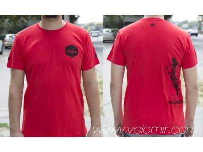 "Фирменная футболка MERIDA ""PASSION"""