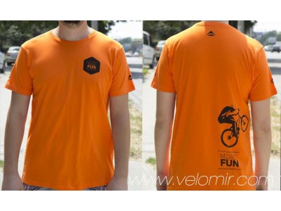 "Фирменная футболка MERIDA ""FUN"""