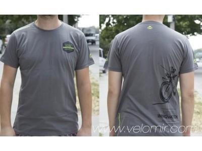 "Фирменная футболка MERIDA ""INNOVATION"""