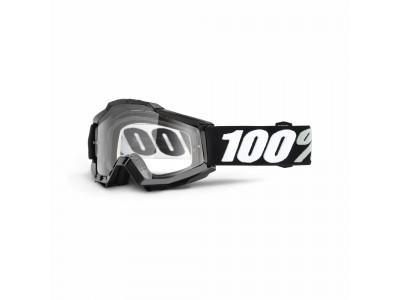 Маска 100% ACCURI Tornado OTG Clear Lens