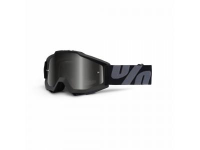 Маска 100% ACCURI Superstition UTV/ATV SAND/OTG Dark Smoke Lens