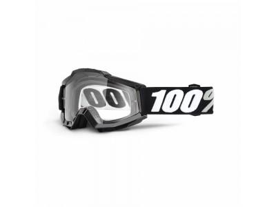 Маска 100% ACCURI Tornado Clear Lens