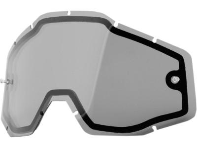 Линза 100% для Racecraft/Accuri/Strata двойная Smoke