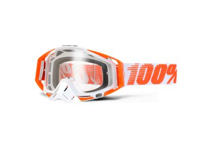 Маска 100% Racecraft Mandarina