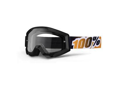 Маска 100% Strata Black Mandarina (50400-026-02)