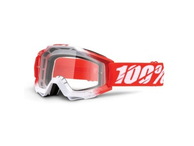 Маска 100% Accuri AAA Clear Lens (50200-106-02)