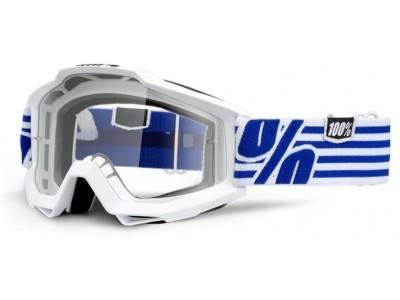 Маска 100% Accuri Moto Goggle Nimitz Clear Lens (50200-062-02)