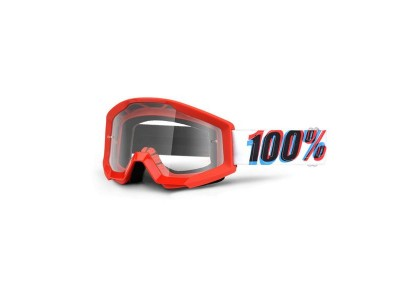 Маска 100% Strata Moto 3D Clear Lens (50400-075-02)