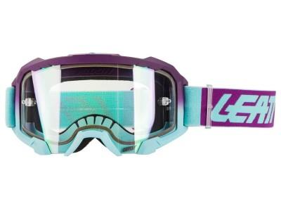 Маска Leatt Velocity 4.5 Iriz Aqua/Purple