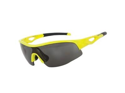 Очки Green Cycle GGL-422 yellow