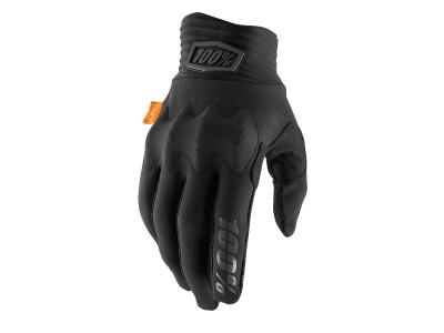 Перчатки 100% Cognito D3O (Black/Charcoal, 2021)