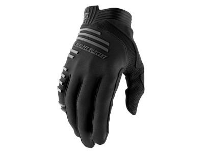 Перчатки 100% R-Core (Black, 2021)