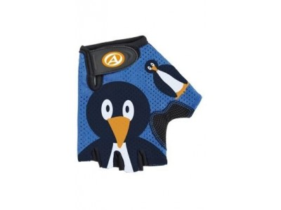 Перчатки Author Junior Pinguin Blue
