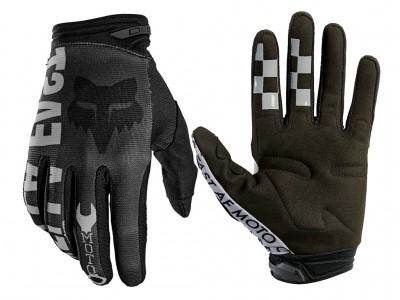 Перчатки Fox 180 Illmatik Black-Grey