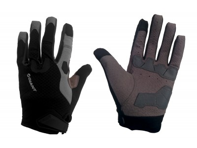 Перчатки Giant All Mountain black-grey