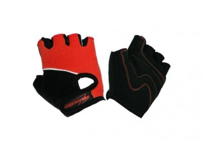 Перчатки без пальцев In Motion NC-1295 Red
