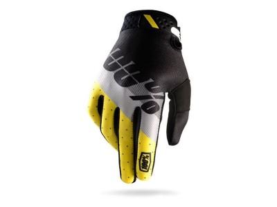 Перчатки 100% Ridefit Max LG