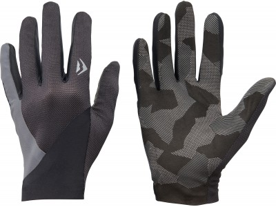 Перчатки Merida Second Skin Black-Grey