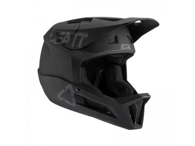 Велошлем Leatt MTB 1.0 DH Junior Black