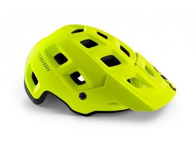 Велошлем Met Terranova Lime Green
