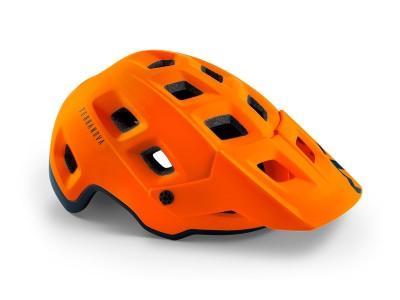 Велошлем Met Terranova Orange