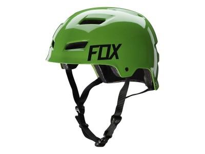 Велошлем FOX Transition Green 2015