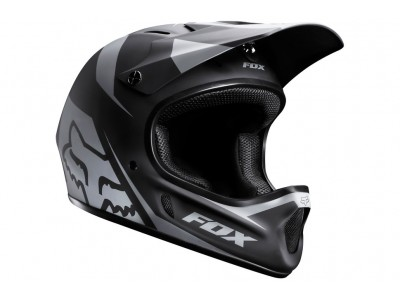 Шлем Fox Rampage Helmet Matt Black (2014)