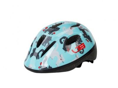 Шлем детский Green Cycle Kitty Mint