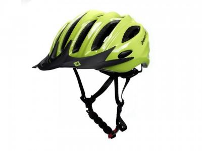 Велошлем Green Cycle Marvel Yellow