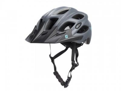 Велошлем Green Cycle Rebel Grey