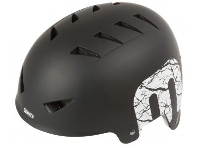 Велошлем MIGHTY X-Style BMX helmet Matt Black