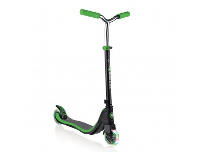 Самокат Globber FLOW 125 LIGHTS Green