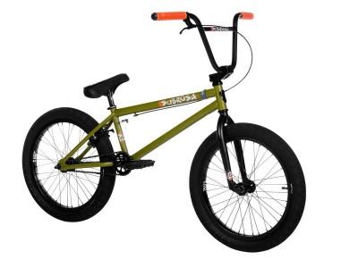 Велосипед BMX Subrosa Sono Army Green (2019)
