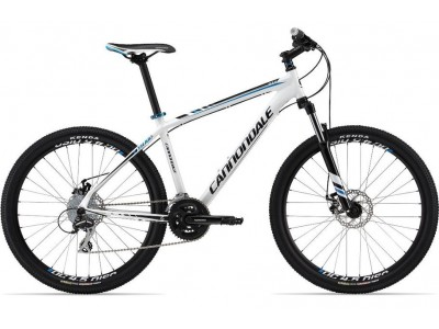 Велосипед Cannondale Trail 6 White 2013